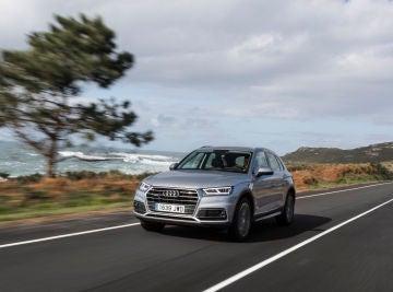 Audi Q5 nuevos motores MHEV