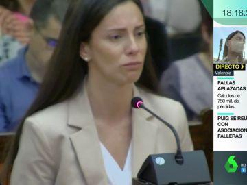 """Rosa Peral culpa al otro acusado del crimen de la Guardia Urbana: """"Estaba aterrorizada, se levantó la camiseta y me enseñó la pistola"""""""