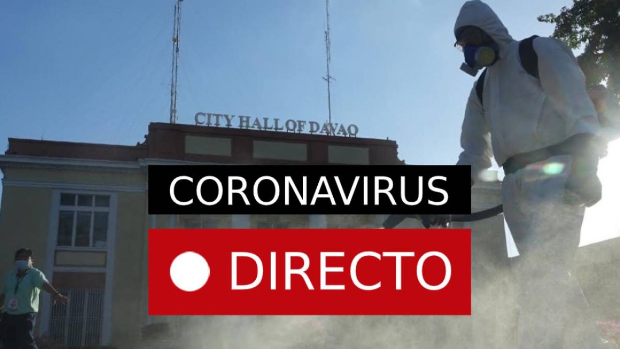 Coronavirus en directo | Última hora del covid-19 y los nuevos casos en España