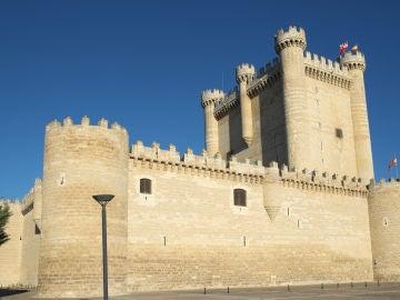 El castillo de nuestro particular 'Juego de Tronos'