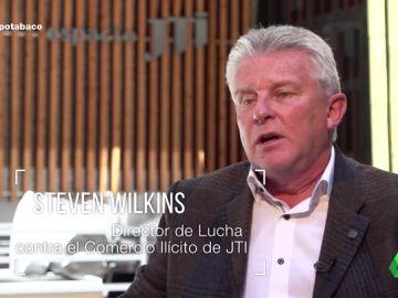 Steve Wilkins, exinspector de la Policía británica