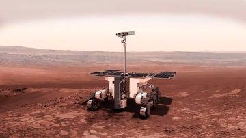 La mision europea para buscar vida en Marte se retrasa hasta 2022