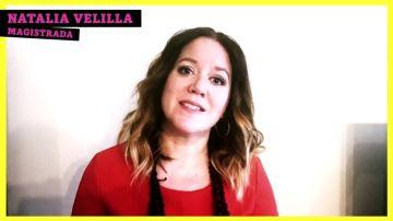 """Natalia Velilla: """"Las leyes están escritas por hombres que nunca tuvieron en cuenta la regla, ni la maternidad"""""""