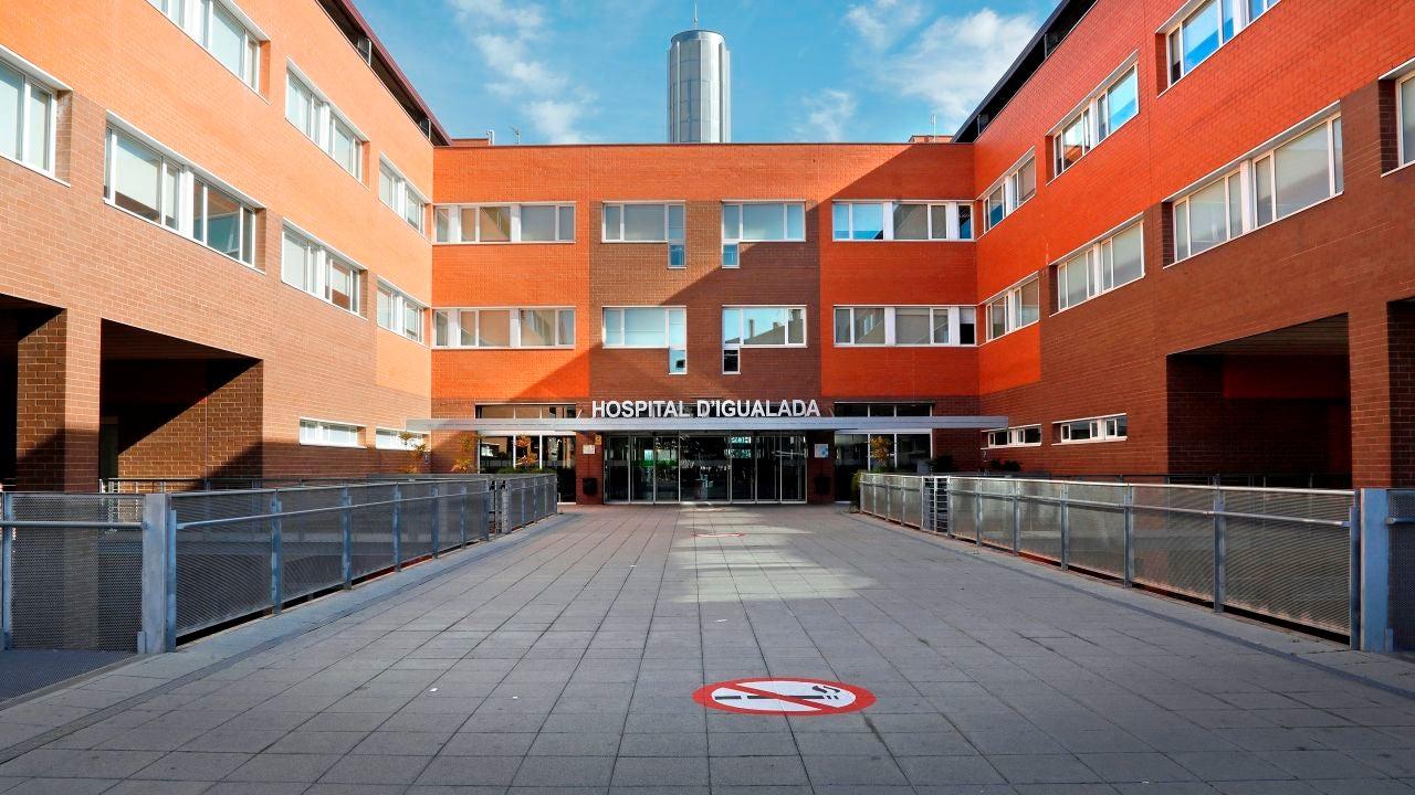Imagen de archivo del Hospital de Igualada