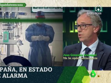 Juan González Armengol, médico