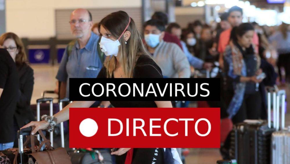 Coronavirus, última hora | Estado de alarma en España: Más de 7.700 infectados, 288 fallecidos y 517 altas