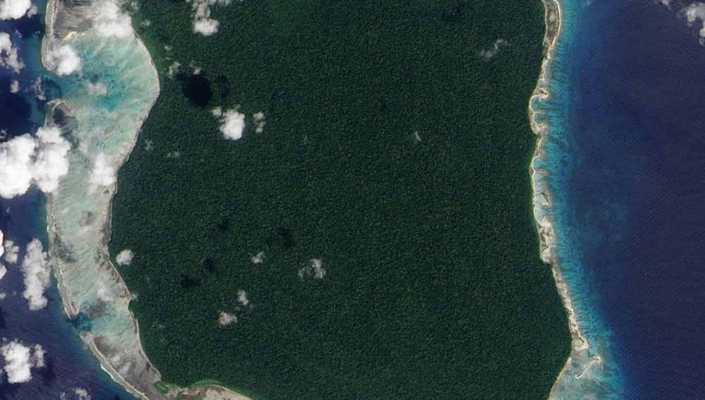 Islas prohibidas - Sentinel