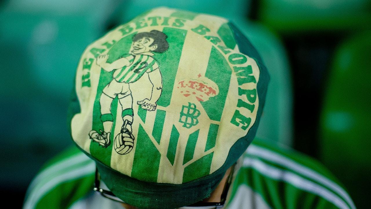 Aficionado del Real Betis