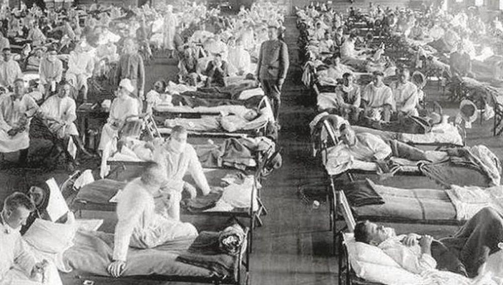 Gripe española de 1918