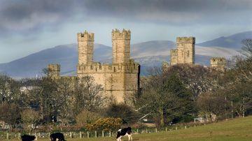 Caernarfon Castle - Secrets of Great British Castles en Netflix