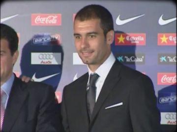 """Así fue el inicio de la era Guardiola, una etapa donde el Barça lo ganó todo: """"Pep dijo que si ganábamos seríamos eternos"""""""