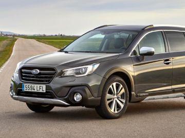 Subaru lanza el Outback Silver Edition