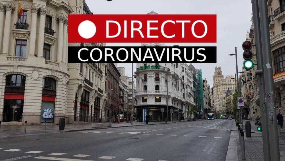Coronavirus | España: Medidas económicas, última hora y nuevos casos, EN DIRECTO