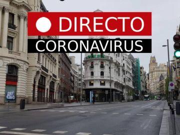 Coronavirus   España: Medidas económicas, última hora y nuevos casos, EN DIRECTO