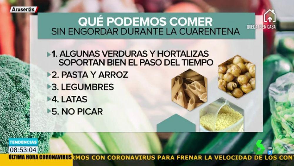 dieta coronavirus Ever Cubilla