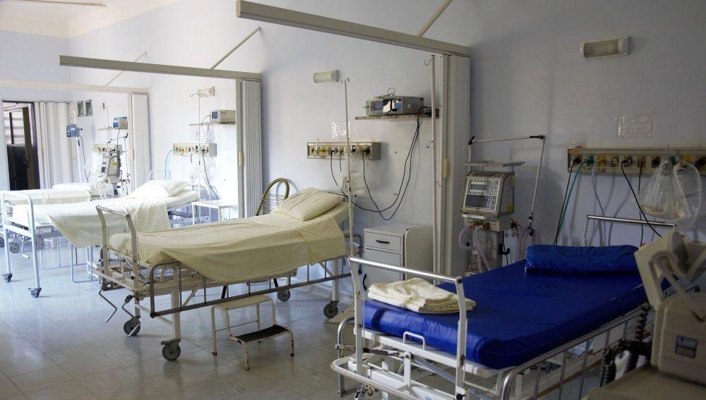 Imagen de un hospital