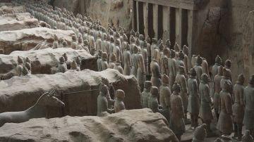 Mausoleo de Qin Shi Huang