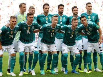 Selección alemana de fútbol