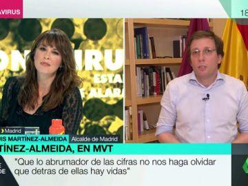 """Martínez-Almeida, sobre la crisis del coronavirus: """"Yo haré autocrítica antes de mirar a los demás"""""""