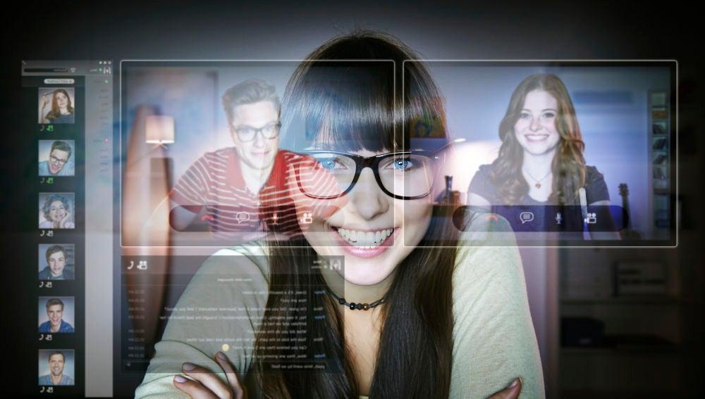 Las videollamadas pueden ser una buena solución para la soledad