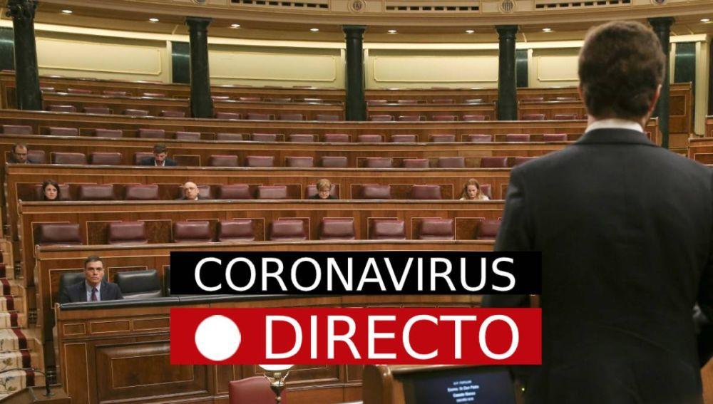 Coronavirus | España: Pedro Sánchez, última hora y casos, EN DIRECTO