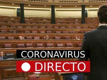 Coronavirus   España: Pedro Sánchez, última hora y casos, EN DIRECTO