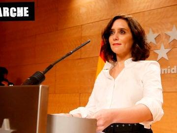 Imagen de archivo de Díaz Ayuso