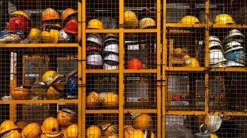 59.551 personas han perdido su empleo en el sector de la construcción y se prevé que la cifra aumente