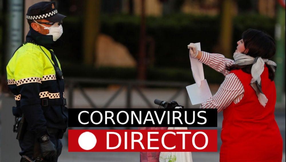 Coronavirus España   Datos, curva y nuevos casos de hoy, noticias de última hora