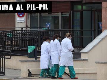 Personal sanitario del hospital clínico de Salamanca