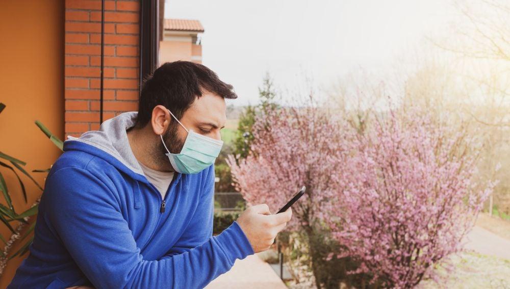 La concentracion de coronavirus en la garganta de pacientes podria explicar la perdida de olfato