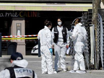 Al menos dos muertos en un ataque con cuchillo en el este de Francia