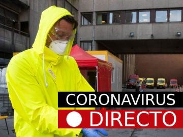 Coronavirus: Última hora en España y noticias de los nuevos casos