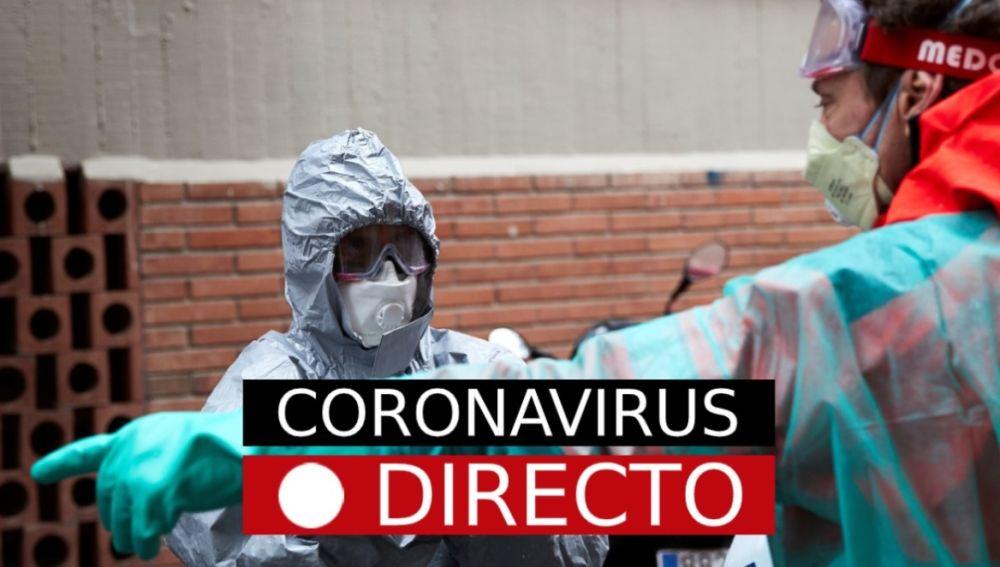 Casos de coronavirus en España y noticias de última hora, en directo