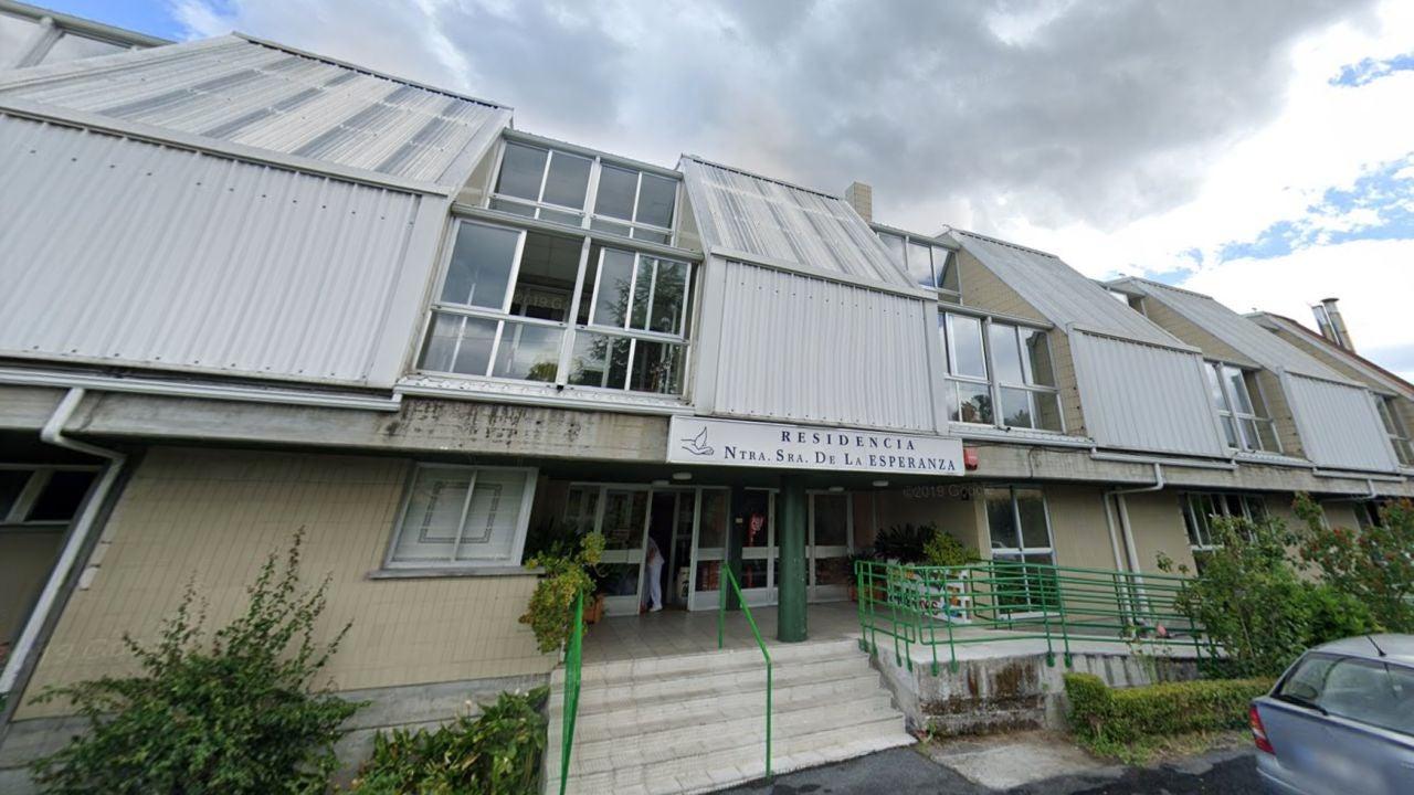 Residencia Nuestra Señora de la Esperanza, en Ourense