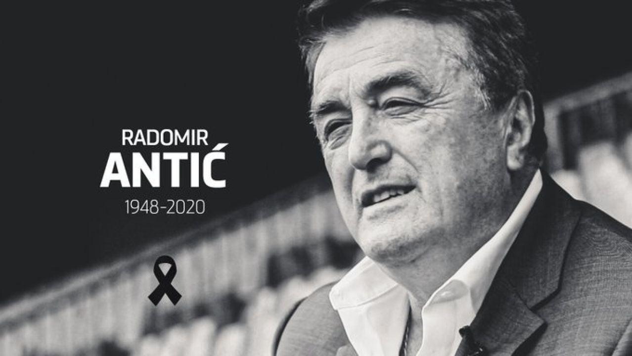 Muere Radomir Antic, entrenador del Atlético de Madrid del Doblete