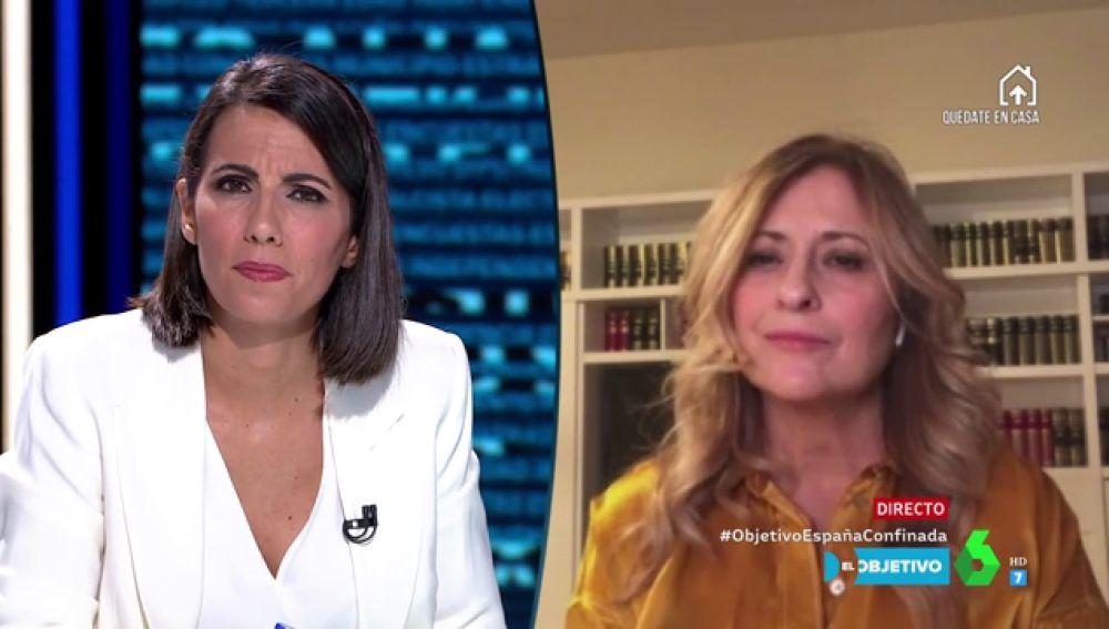 """García-Vera (psicóloga): """"Nos están llamando muchos hijos pidiéndonos que hablemos con sus padres"""""""