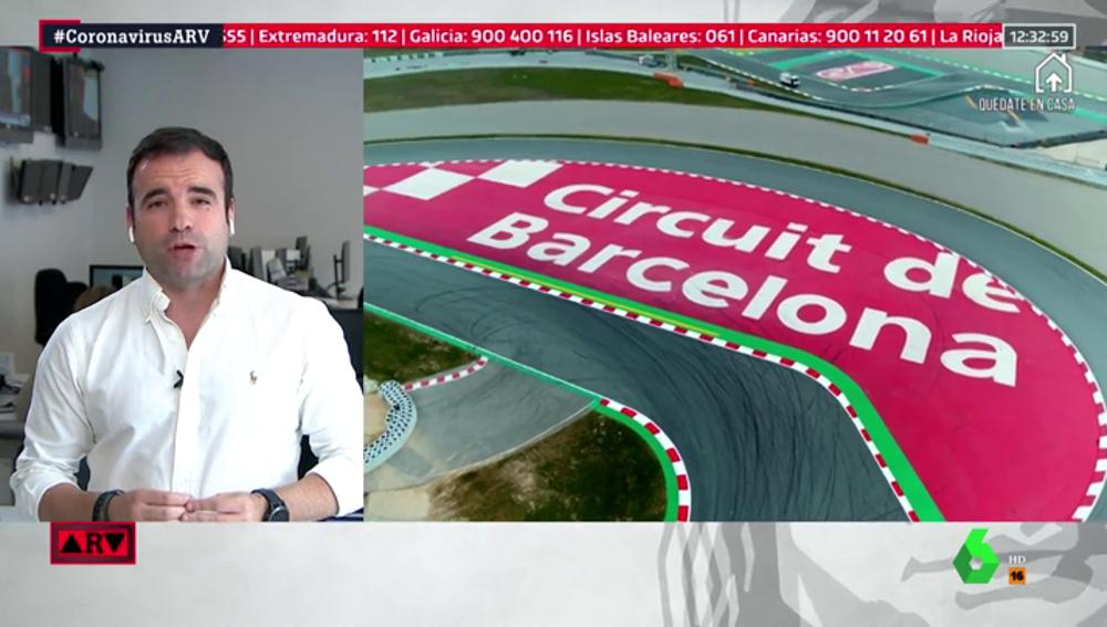 aplazado el GP de Catalunya