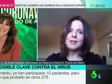 """El plasma de pacientes curados, la posible solución al coronavirus: """"Es una forma de tener tratamiento en una fase muy inicial"""""""