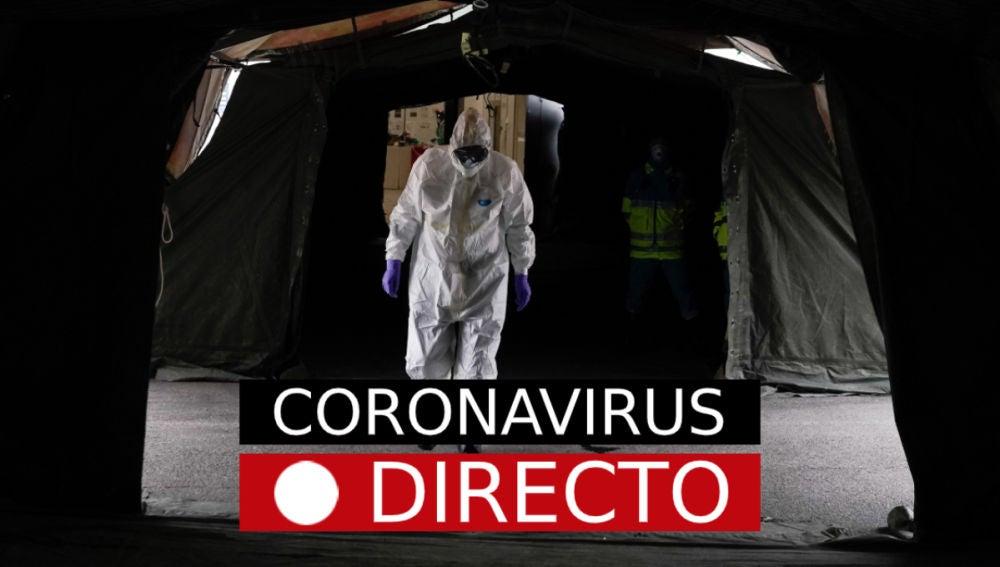 Coronavirus España | Última hora: desescalada, curva de contagios y todas las noticias en directo