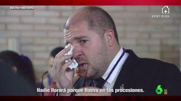 """""""Nadie llorará porque llueva en las procesiones"""": el 'anuncio' del Gobierno para levantar el ánimo en Semana Santa"""