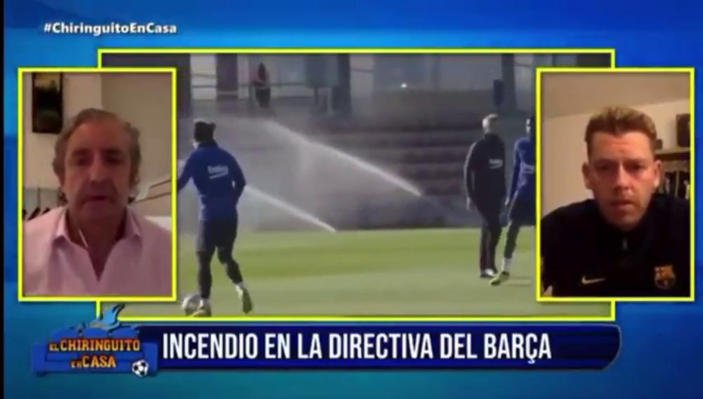 """Jota Jordi, sobre el futuro del Barça: """"Rosell se presentará a las elecciones, lo tengo clarísimo"""""""