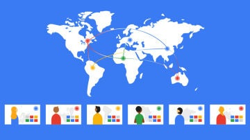 Nueva app de videoconferencia Google Meet