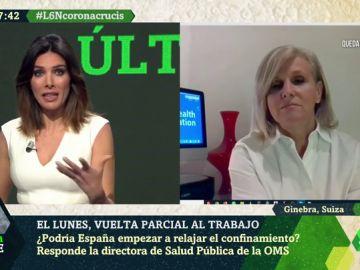 ¿Puede España empezar a relajar el confinamiento? La valoración de la doctora Neira