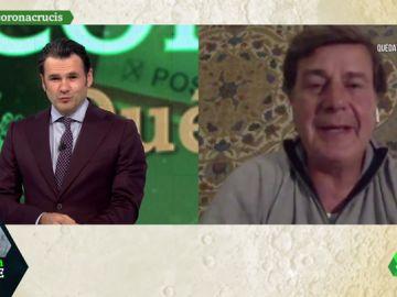 """Cayetano Martínez de Irujo: """"El agricultor nunca protesta porque no tiene tiempo"""""""