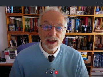 Luis Enjuanes, científico