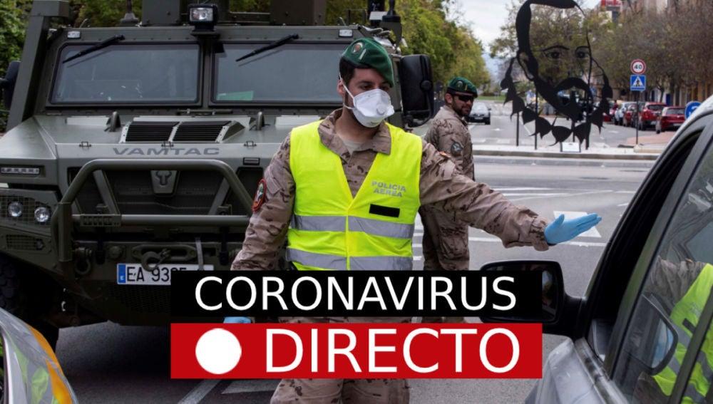 coronavirus hoy españa