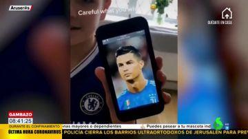 pelo Ronaldo