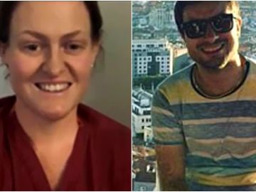 La enfermera neozelandesa y el enfermero portugués que cuidaron de Boris Johnson durante su hospitalización