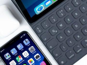 iPad Pro y iPhone XS
